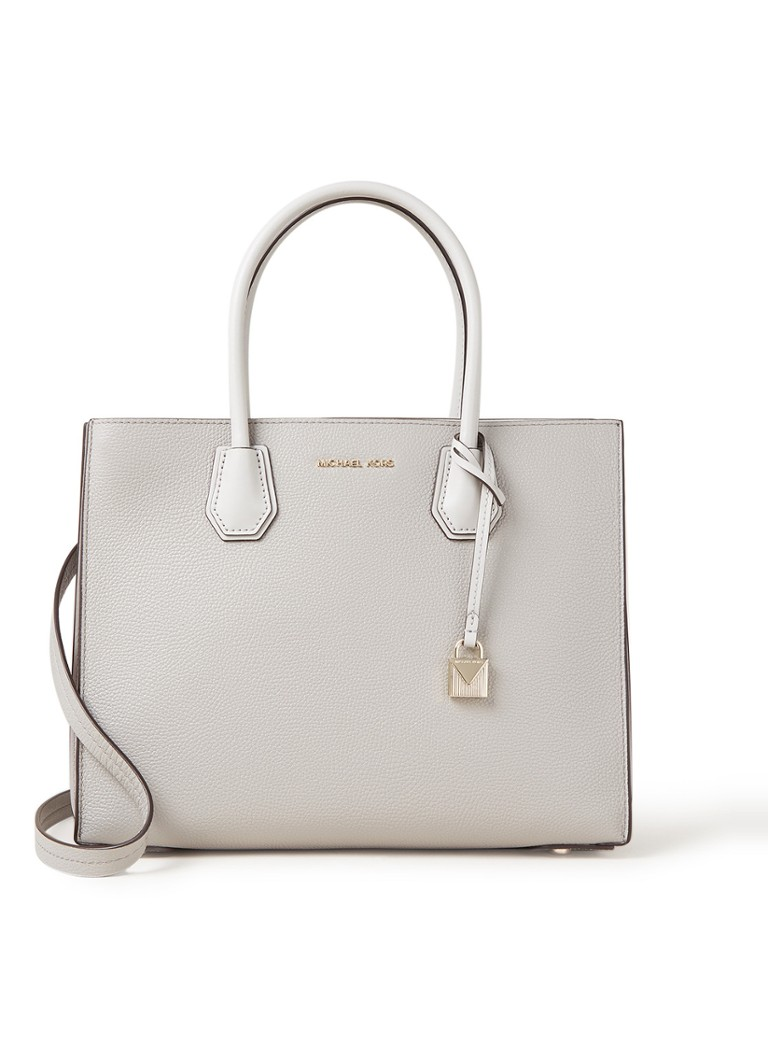 Image of Michael Kors Mercer Large handtas van leer