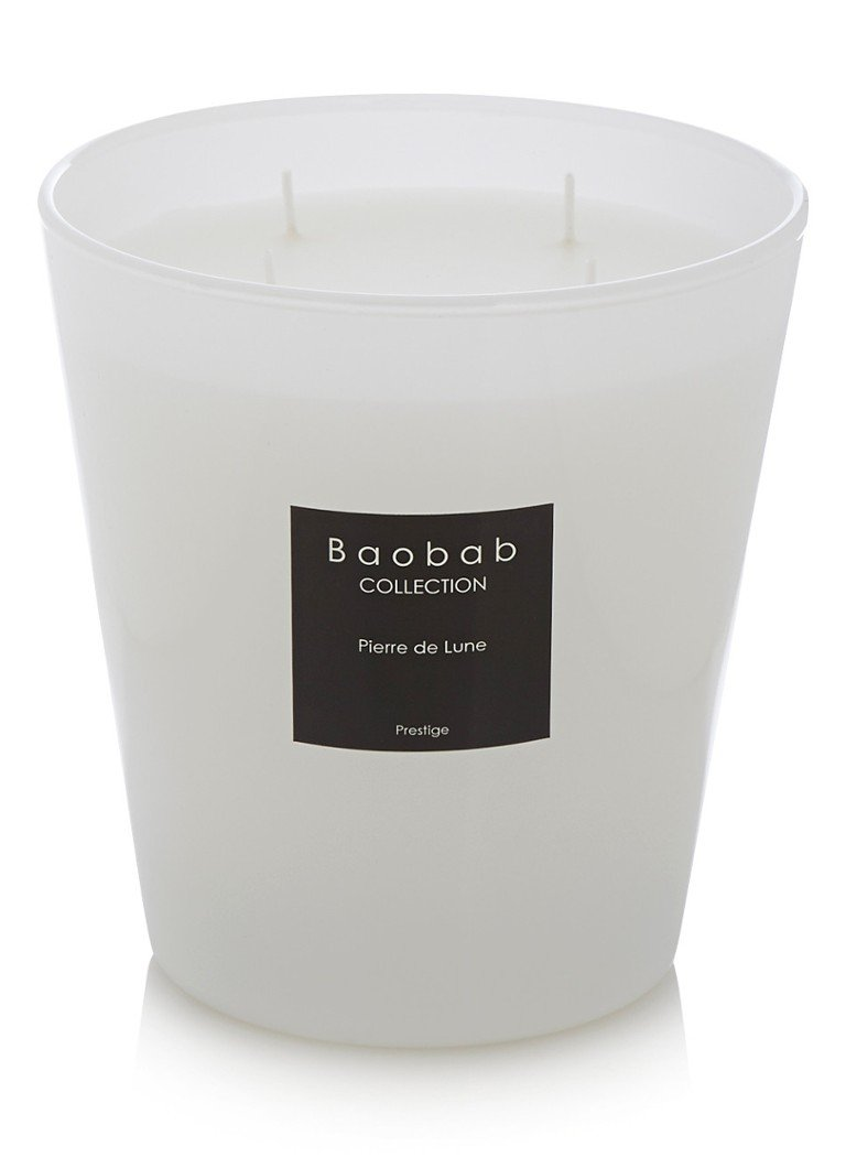 Baobab Collection Pierre de Lune Prestige geurkaars