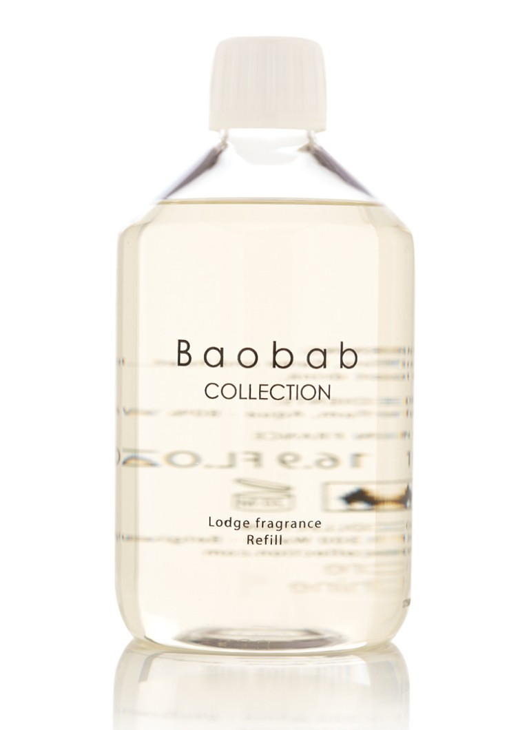 Baobab Collection Encre de Chine diffuser navulling 500 ml