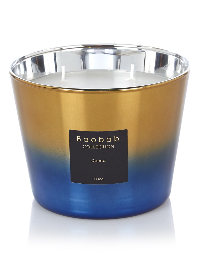 Baobab Collection Disco Donna geurkaars 10 cm