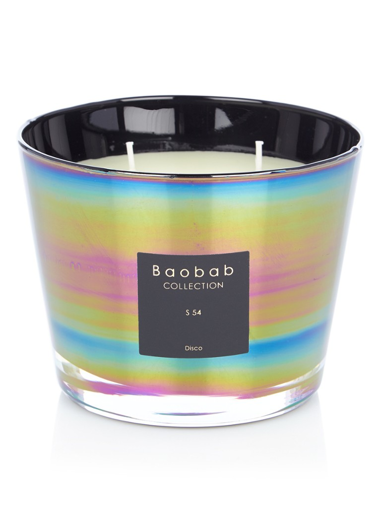 Baobab Collection Disco S54 geurkaars 10 cm