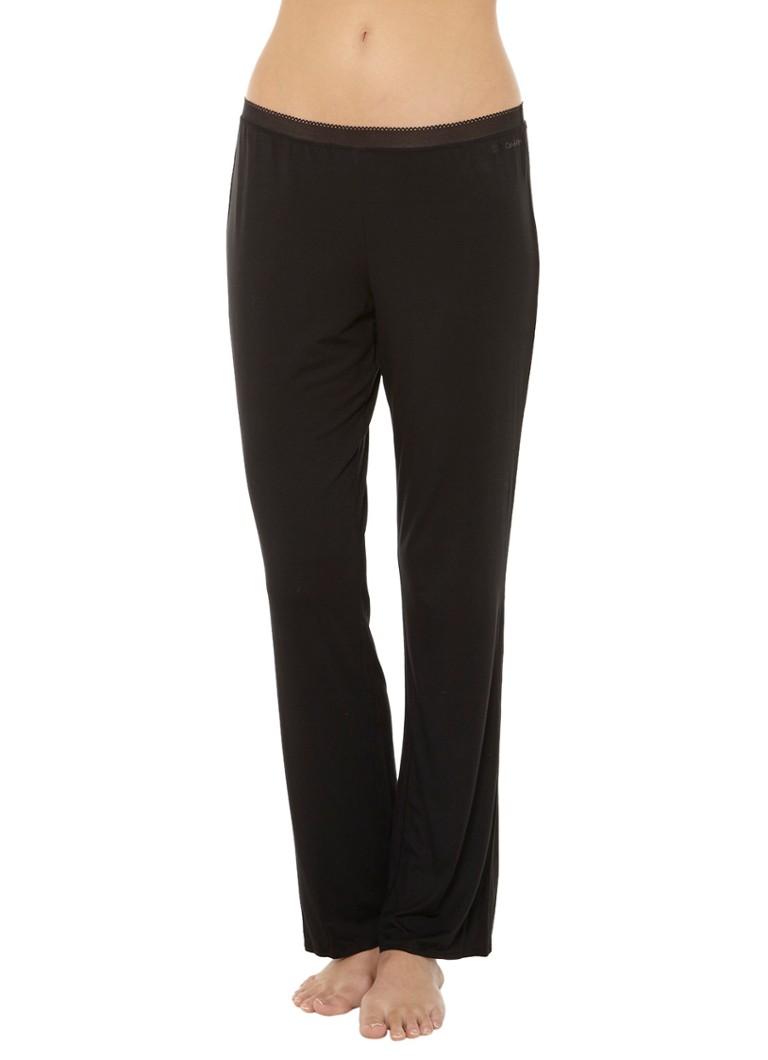 Calvin Klein Pyjamabroek met mesh afwerking