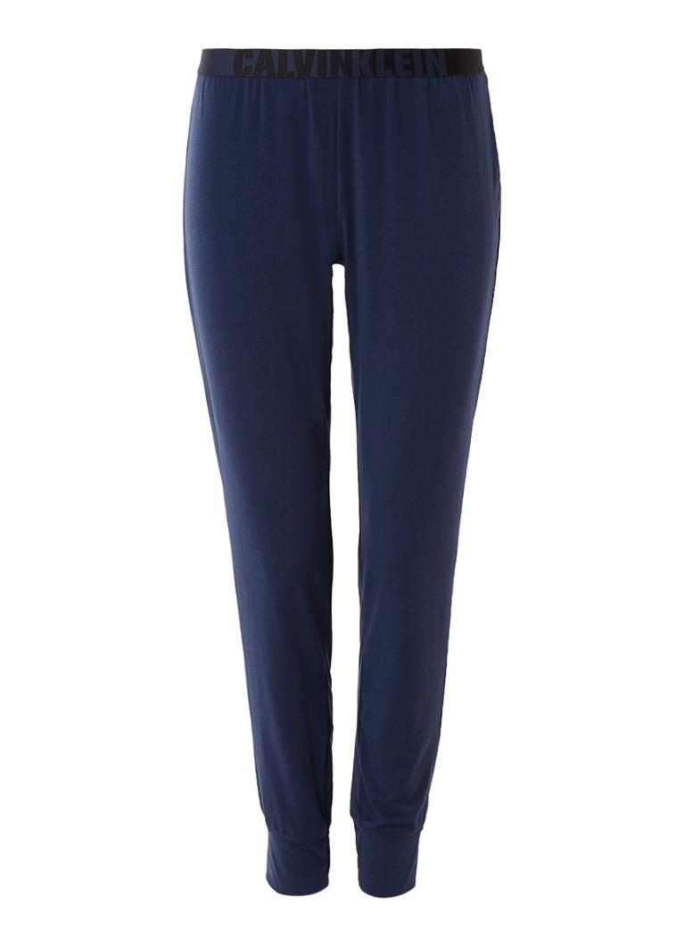 Calvin Klein Jersey pyjamabroek met elastische tailleband
