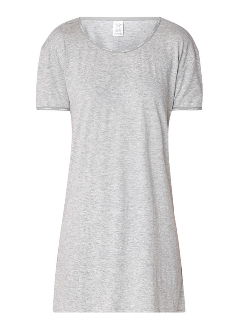 Image of Calvin Klein Nachthemd in katoenblend
