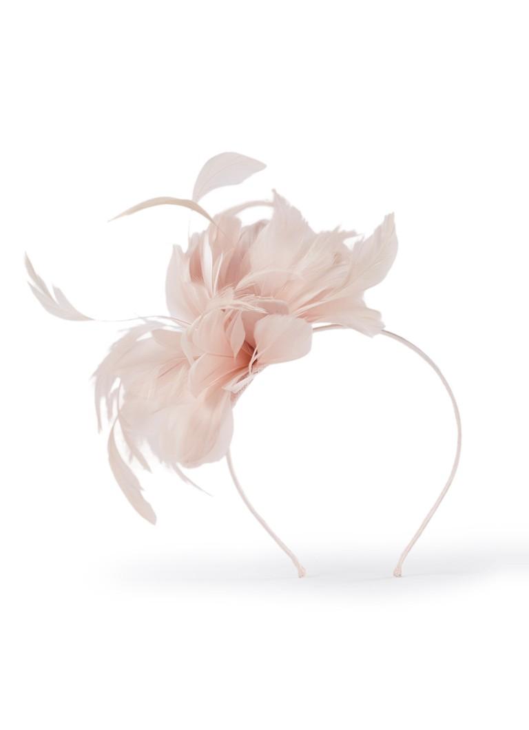 Image of Phase Eight Luella Fascinator haarband met veren