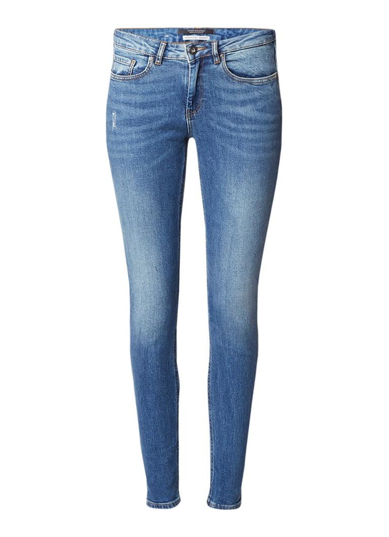Scotch and Soda La Bohemienne mid rise skinny jeans