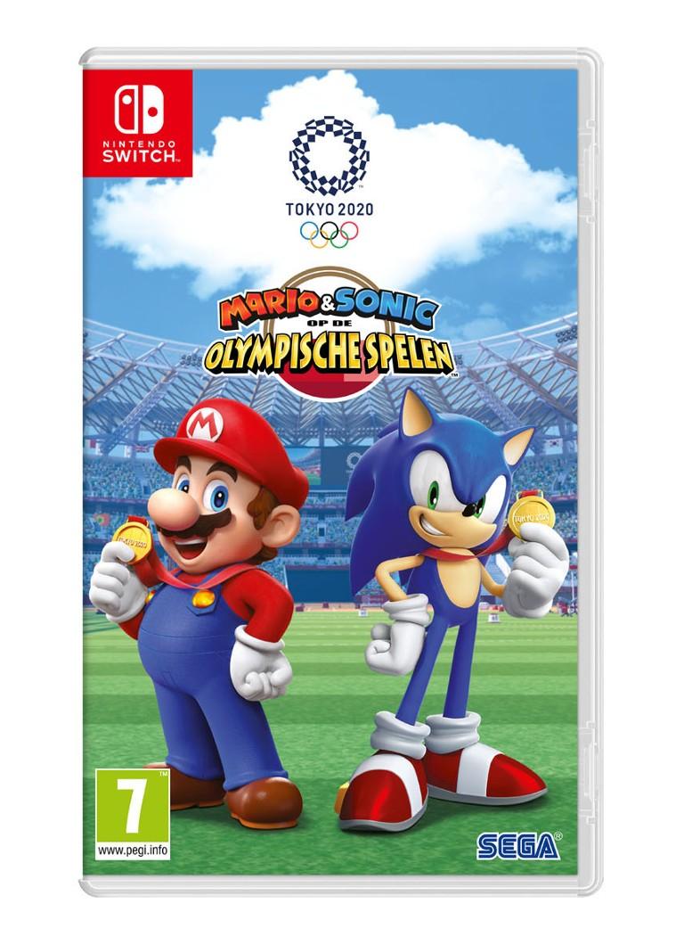 Mario Sonic op de Olympische Spelen game Nintendo Switch