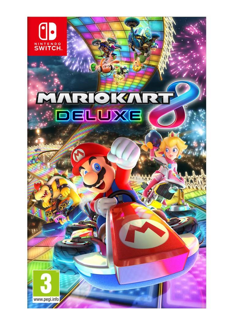 Mario Kart Deluxe game Nintendo Switch