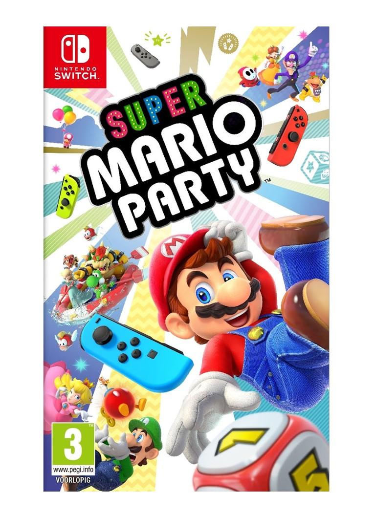 Nintendo Super Mario Party game - Nintendo Switch