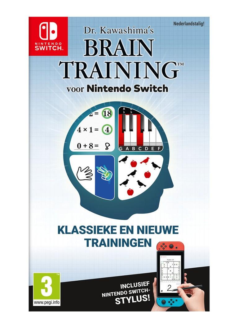 Brain Training game Nintendo Switch