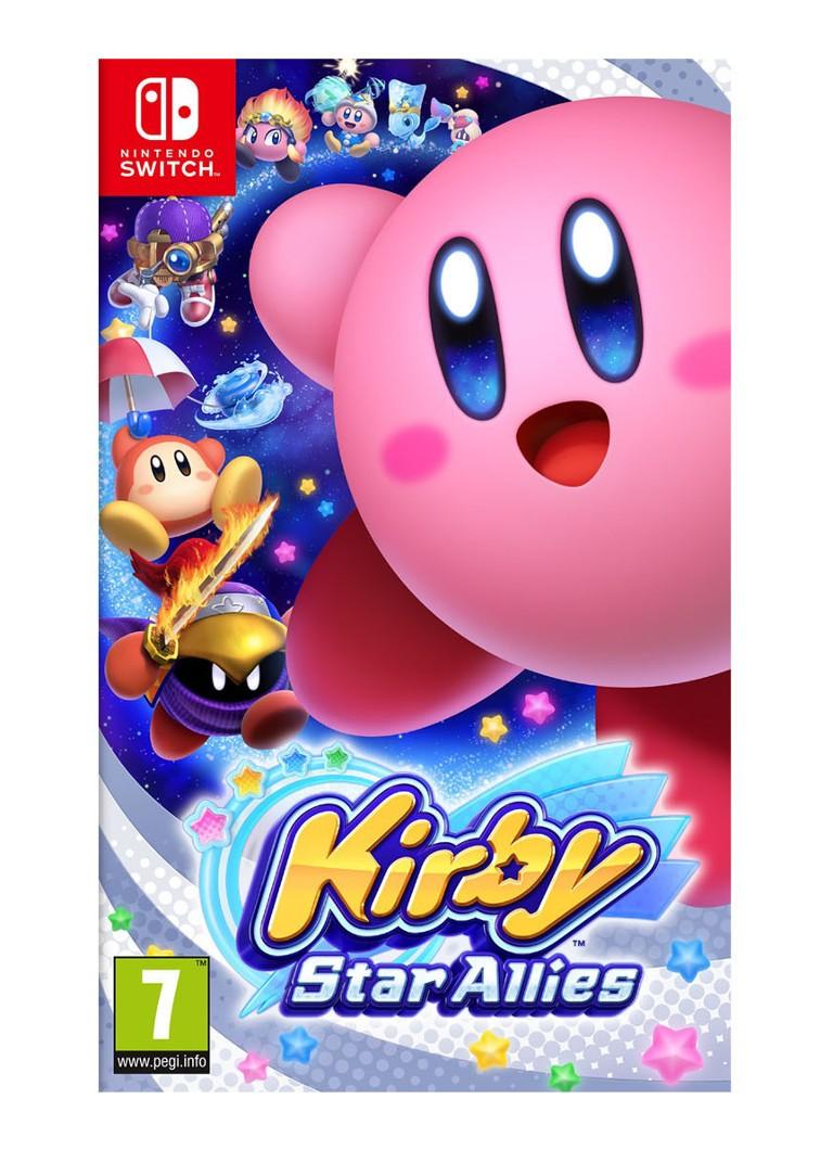 Kirby Star Allies game Nintendo Switch