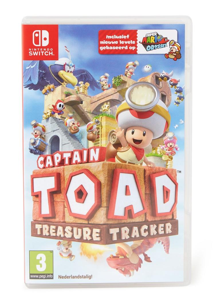 Captain Toad Treasure Tracker game Nintendo Switch