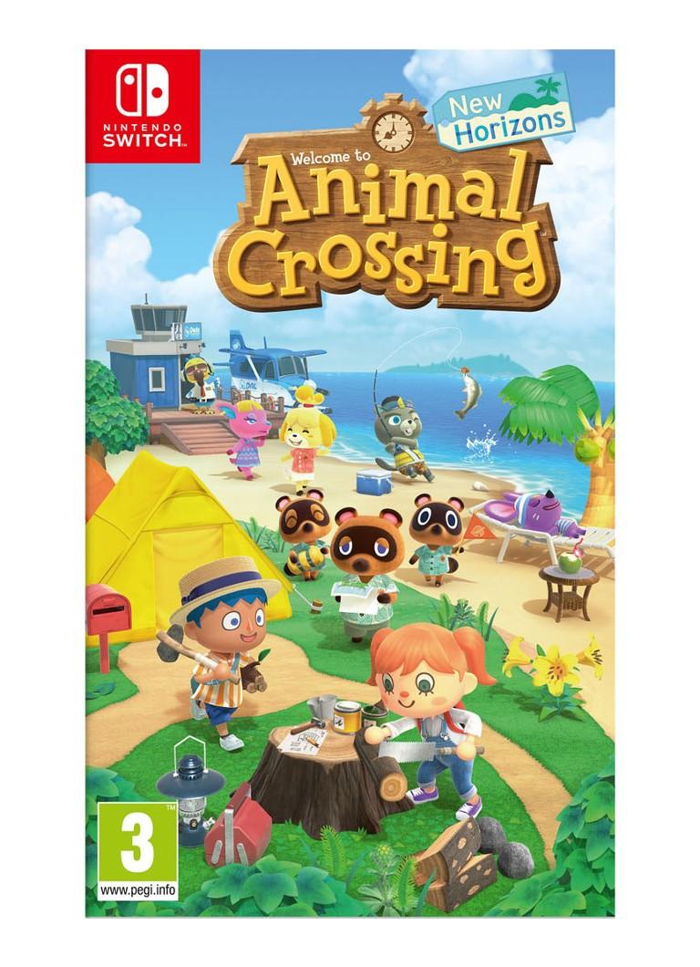 Animal Crossing New Horizons game Nintendo Switch