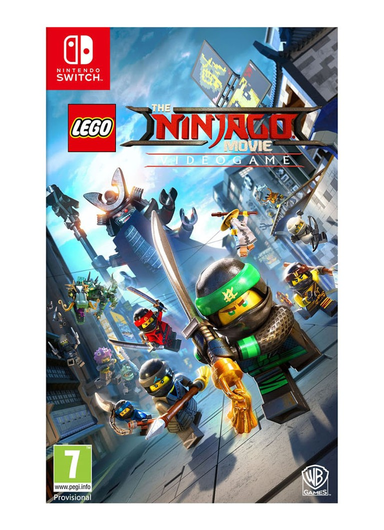 Warner Bros LEGO Ninjago Movie Game - Nintendo Switch
