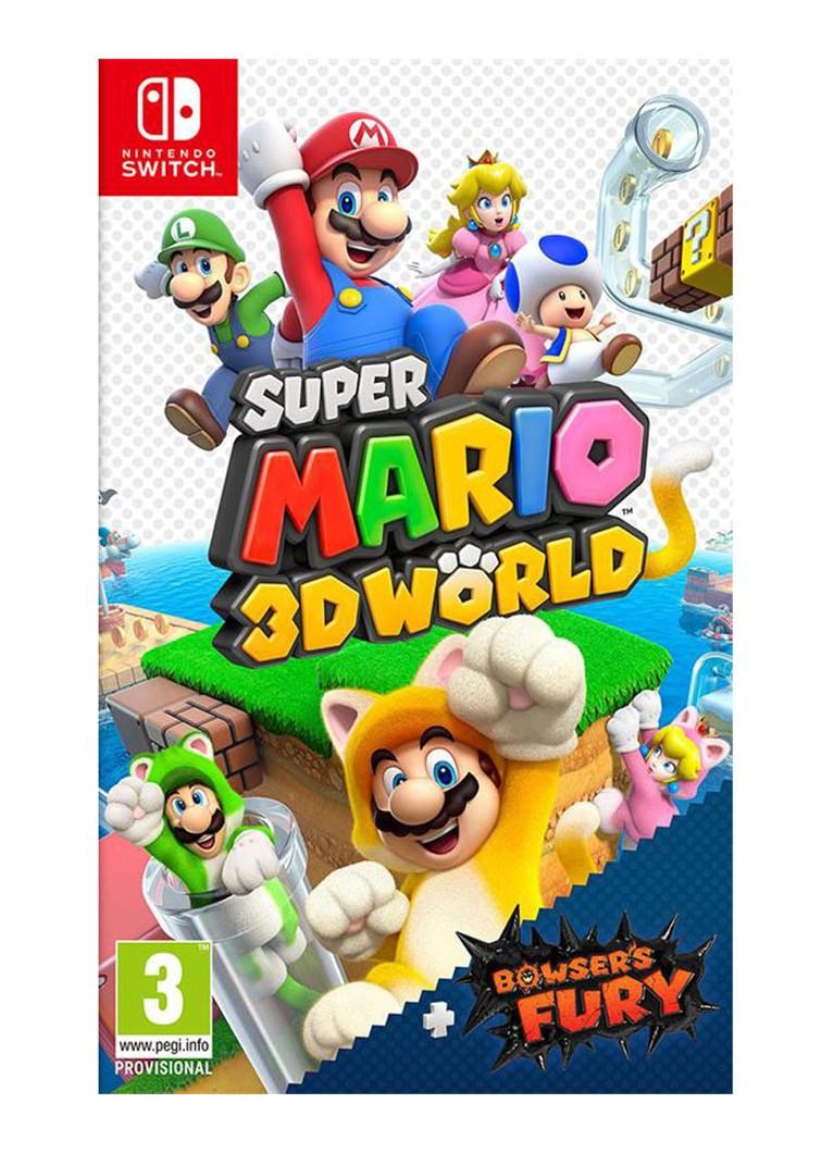 Nintendo Super Mario 3D World + Bowser's Fury game - Nintendo Switch