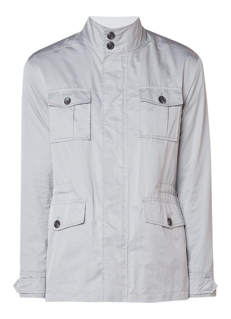 Van Gils Diego lichtgewicht field jacket met klepzakken