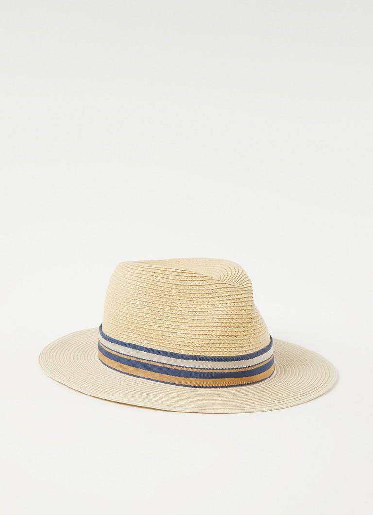 Stetson Licano Toyo hoed met UV-bescherming