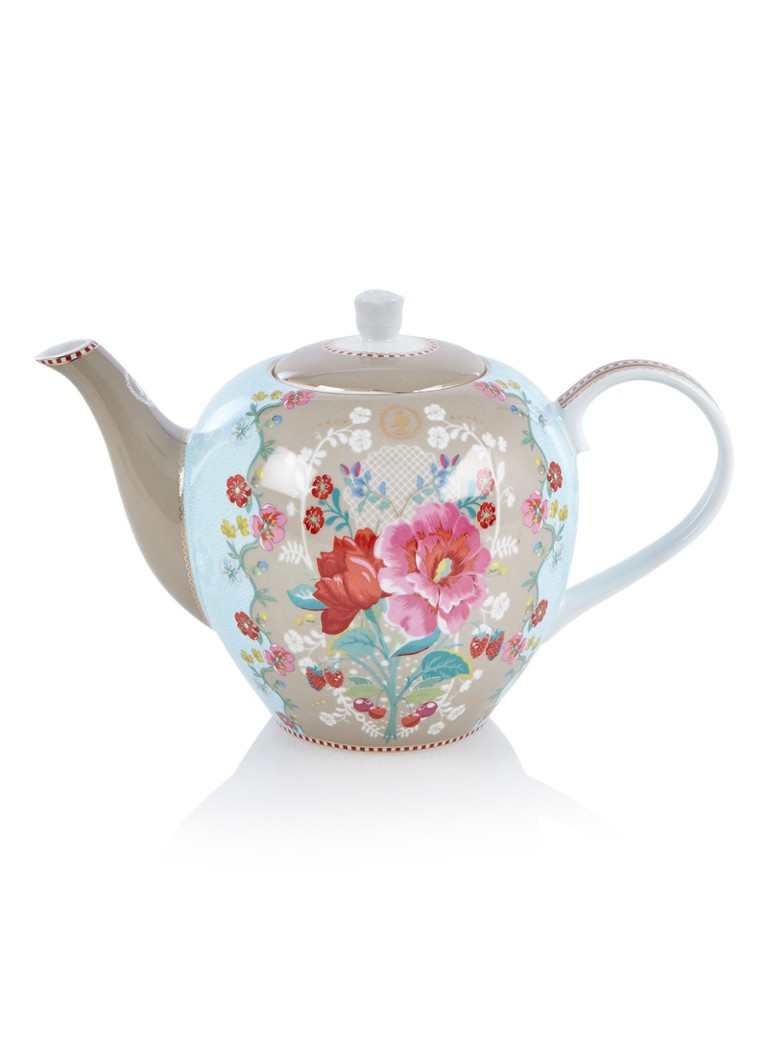 Image of Pip Studio Floral theepot 1,6 liter
