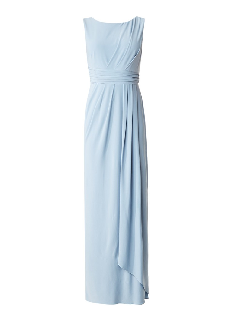 Phase Eight Cody maxi-jurk met overslagdetail