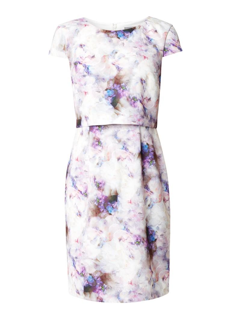 Phase Eight Effie jurk met overlay