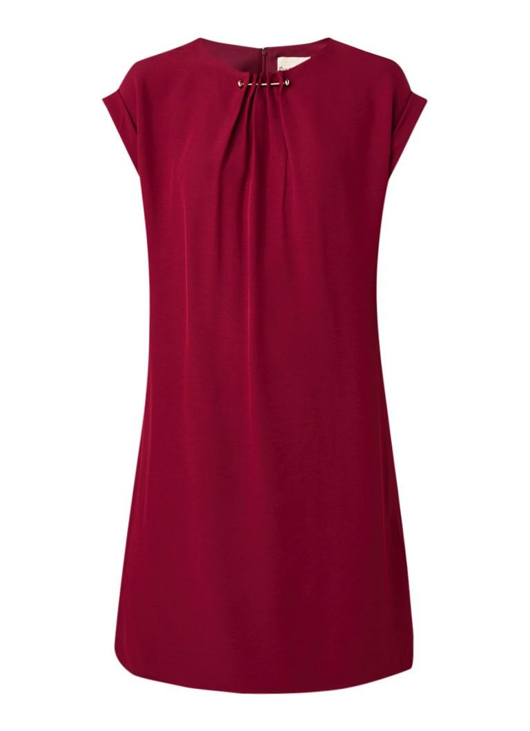 Phase Eight Ophelia jurk met lurex en kleurverloop donkerblauw