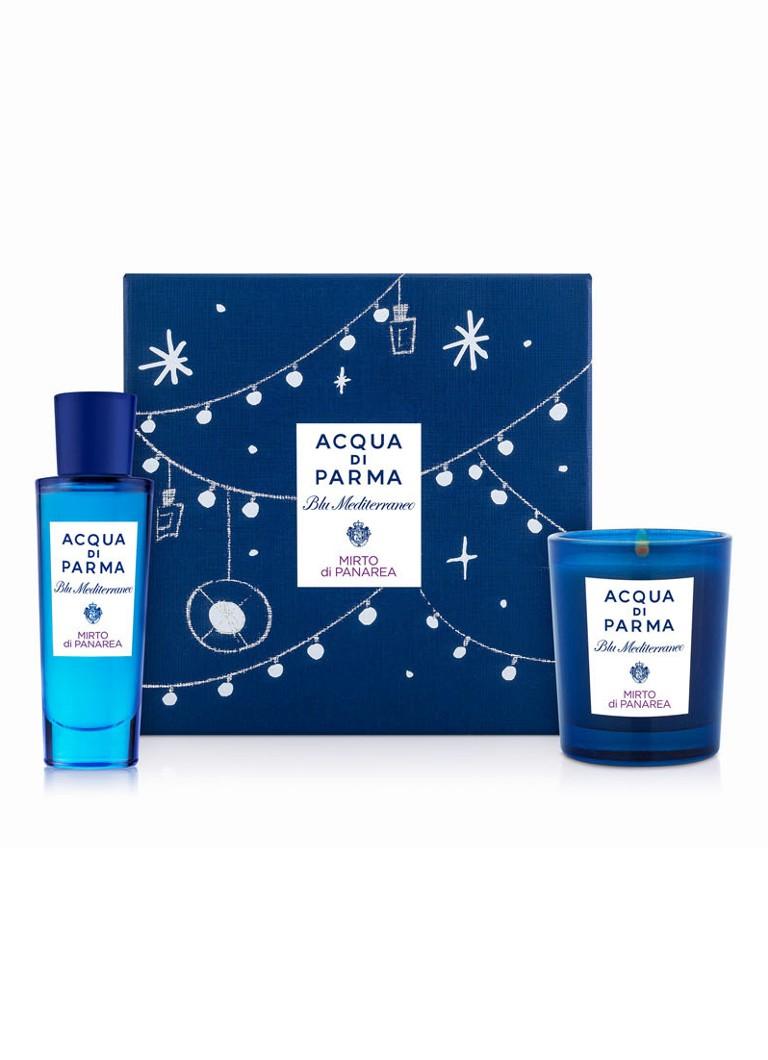 Acqua di Parma Mirto di Panarea Regenerating Set - Limited Edition parfumset
