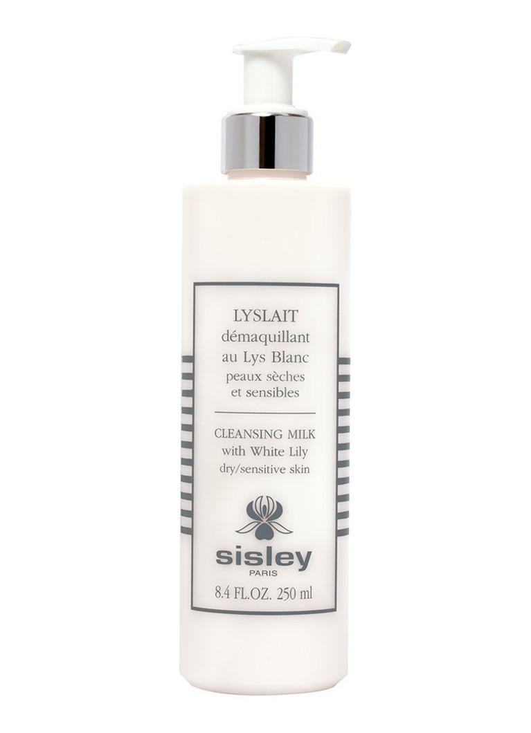 Sisley Lyslait Démaquillant Au Lys Blanc - gevoelige/droge huid - reinigingsmelk