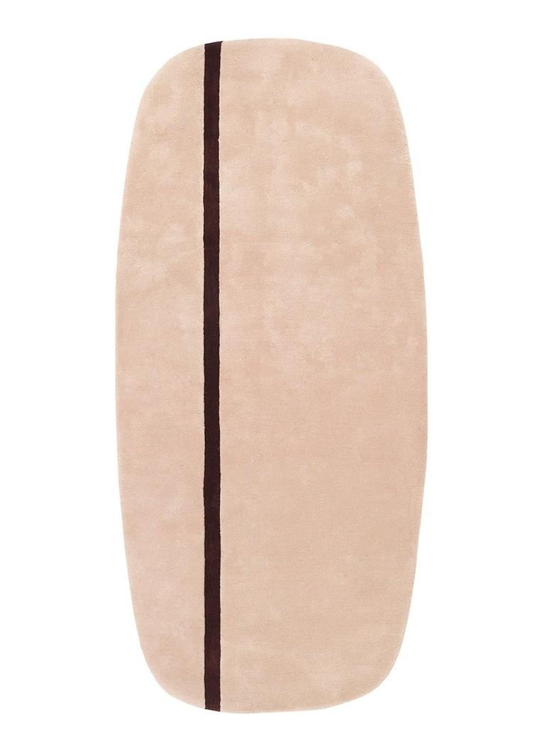 Normann Copenhagen Oona vloerkleed 200x90