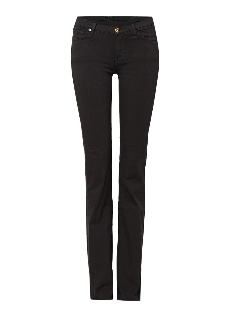 7 For All Mankind Portland mid rise bootcut jeans met stretch