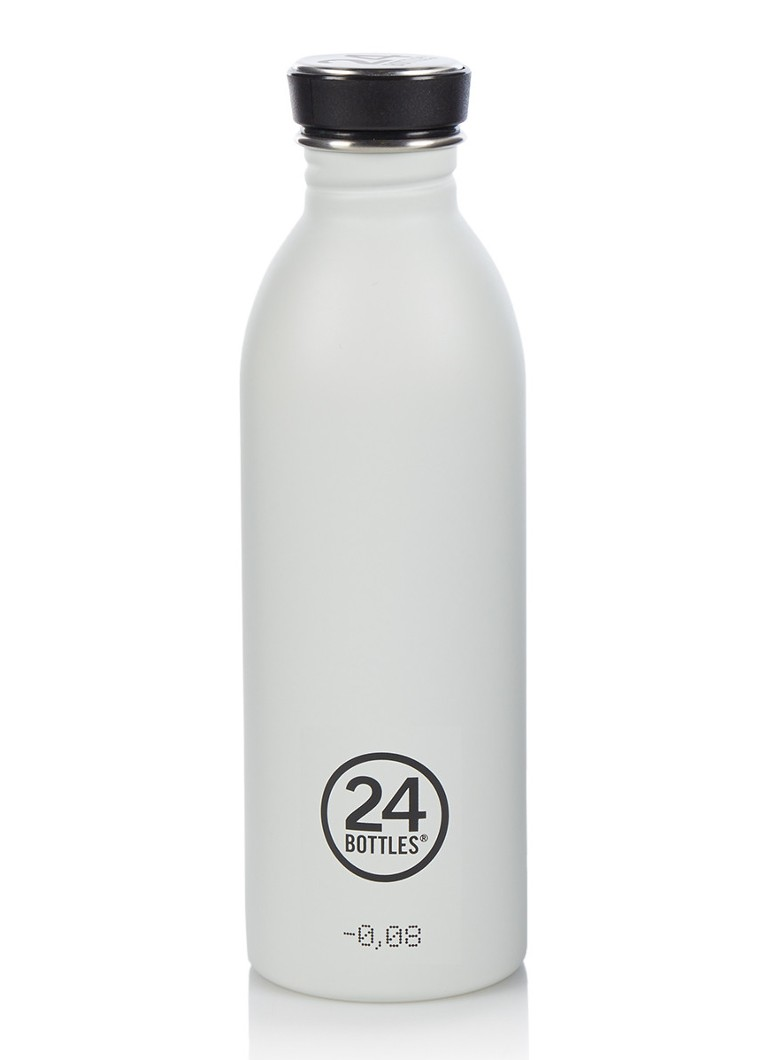 24Bottles - Urban Bottle drinkfles 500 ml - Wit