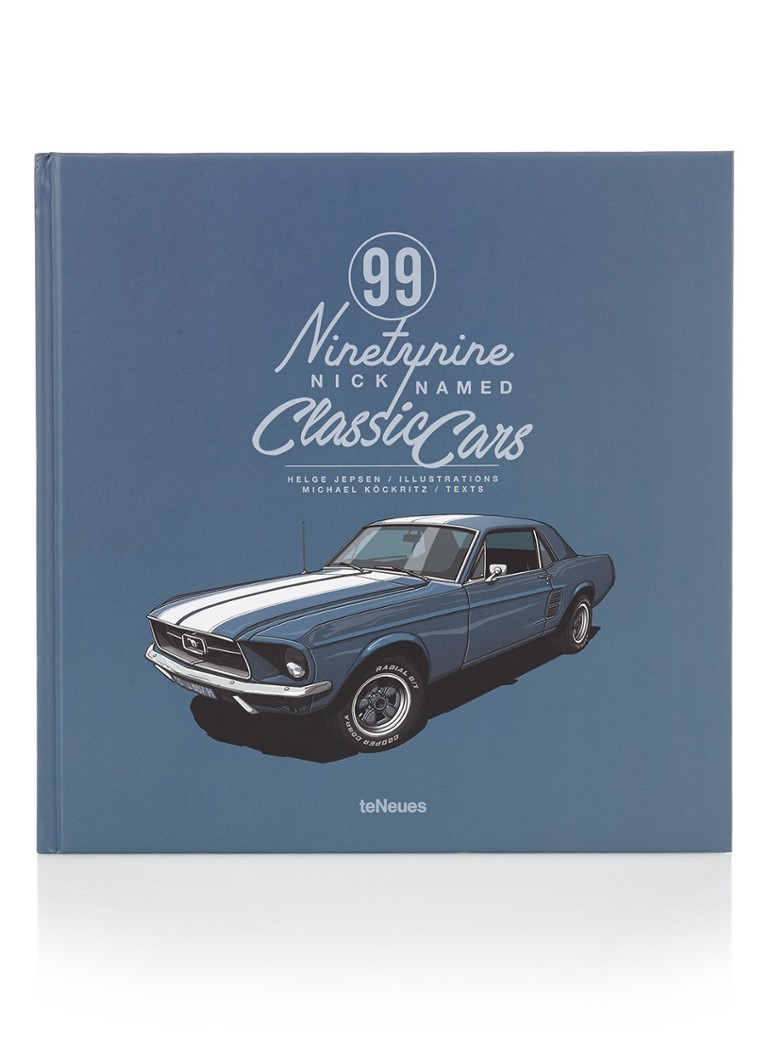 undefined - 99 nicknamed classic cars - null