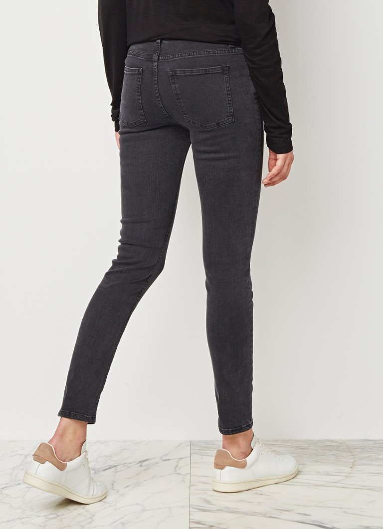 80bad617a ... love acne s skin 5 jeans - they re so comfortable. i have a few other  pairs of grey dark grey jeans