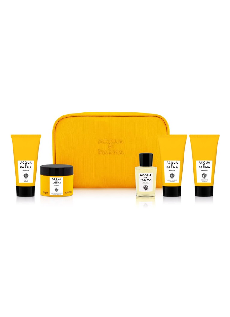 Acqua di Parma - Barbiere Hair & Care - Limited Edition verzorgingsset - null
