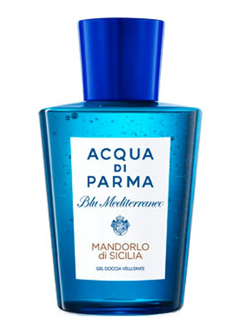 Acqua di Parma - Mandorlo di Sicilia Pampering Shower Gel - douchegel - null