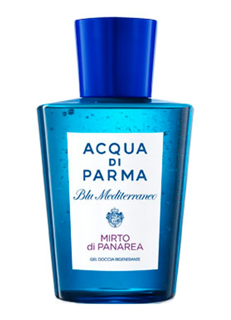 Acqua di Parma - Mirto di Panarea Regenerating Shower Gel - douchegel -