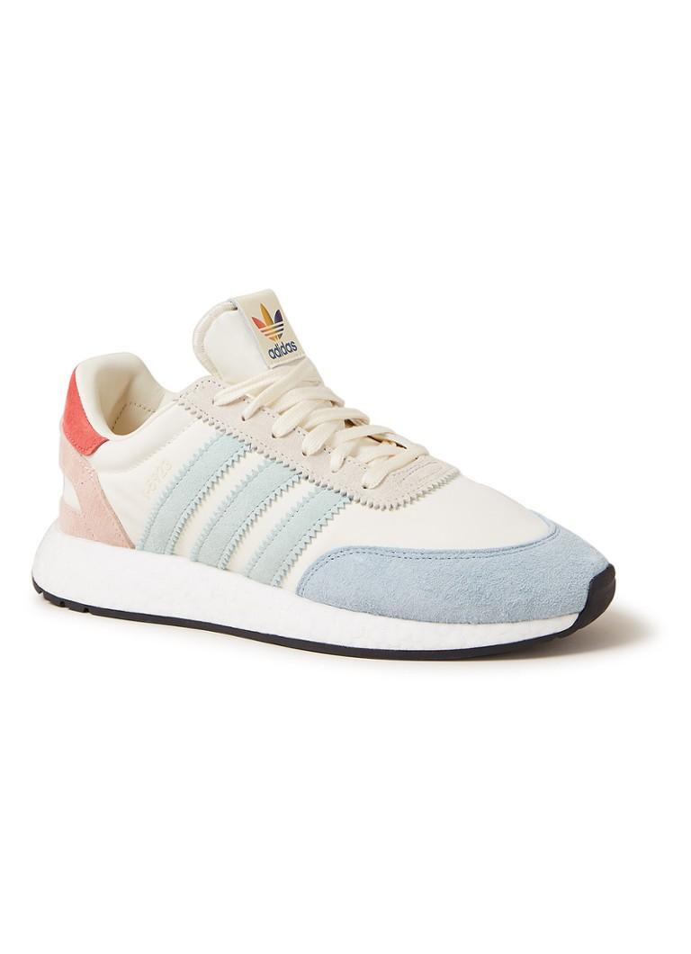 7384d660c6f adidas I-5923 Pride sneaker met suède detail • de Bijenkorf