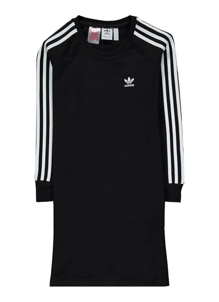49f279e1065e50 adidas Jersey jurk met logodetail • de Bijenkorf