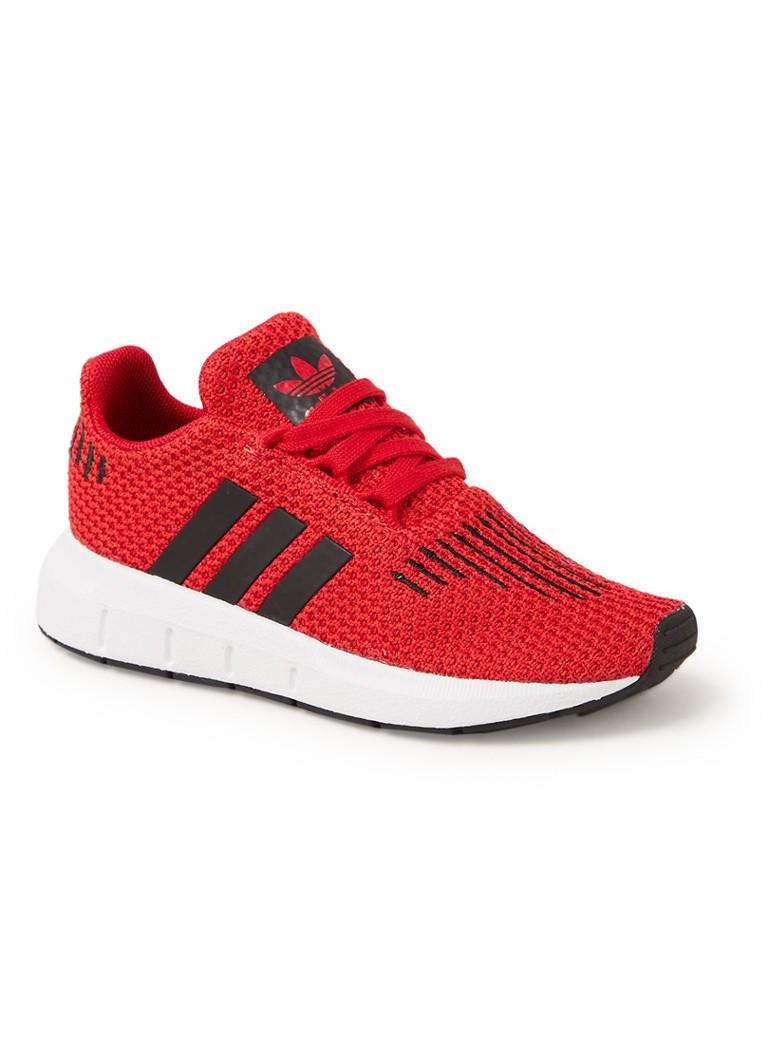 92532b1acb2 adidas Swift Run sneaker met gebreid bovenwerk • de Bijenkorf