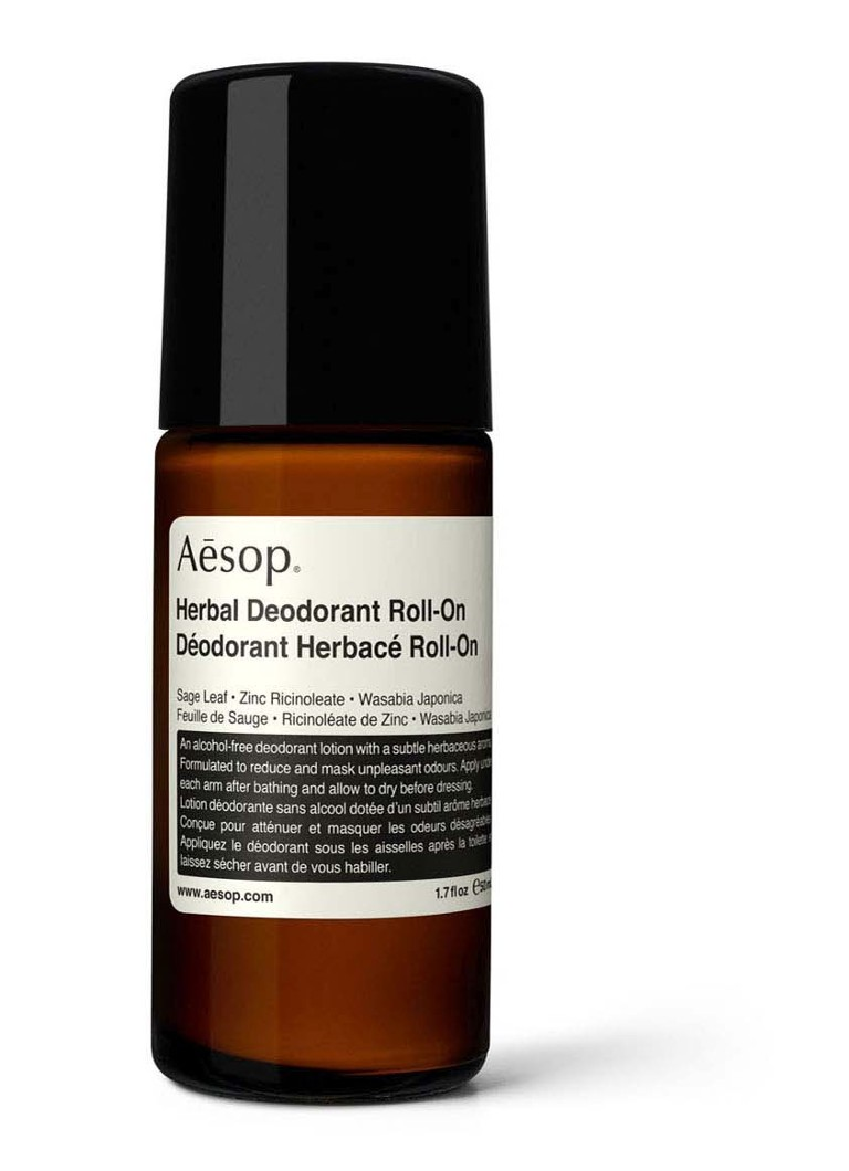 Aesop - Herbal Deodorant Roll-on - null