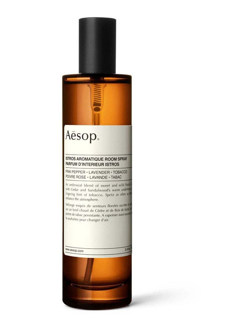 Aesop - Istros Aromatique Room Spray - geurspray - null