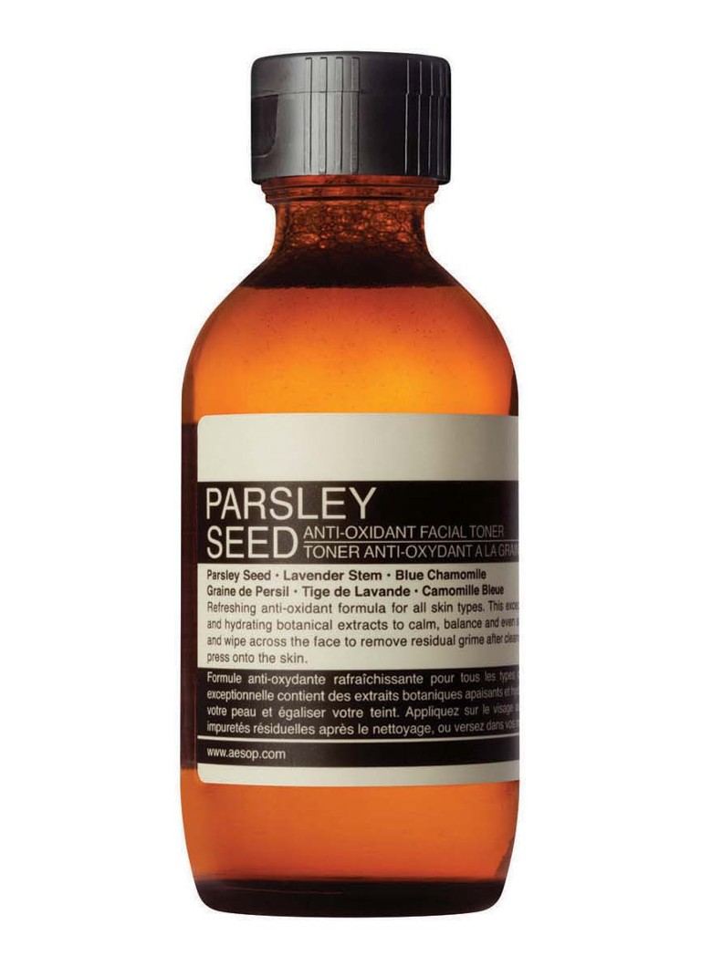 Aesop - Parsley Seed Anti-Oxidant Facial Toner - null