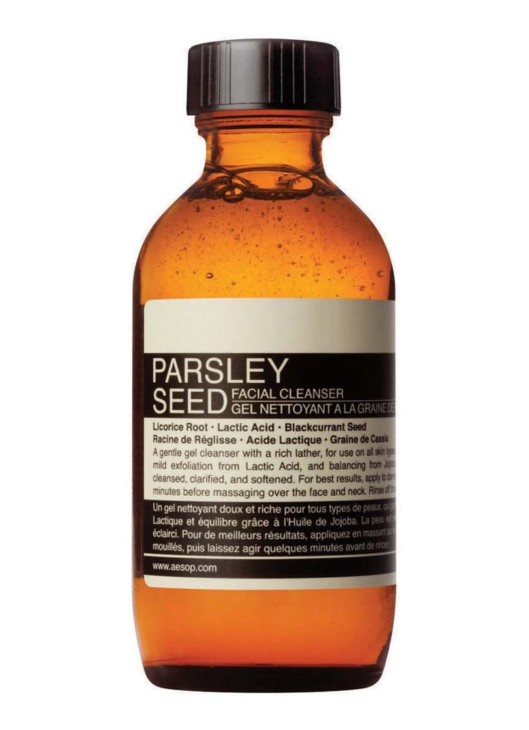 Aesop - Parsley Seed Facial Cleanser - null