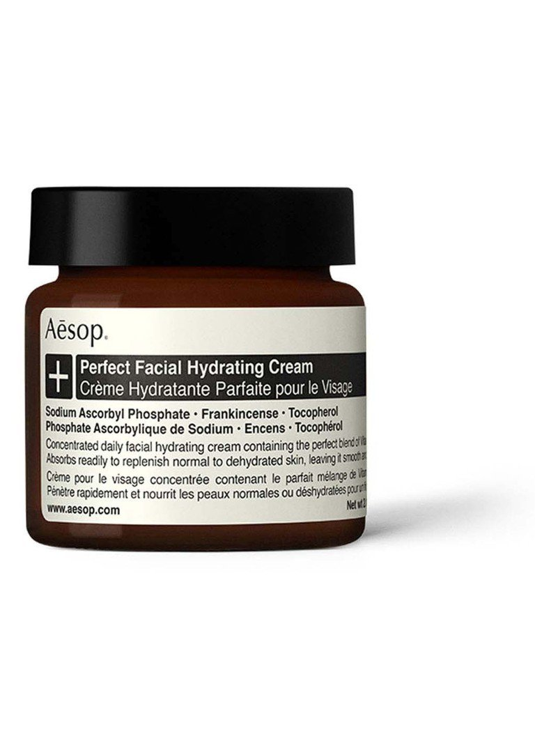 Aesop - Perfect Facial Hydrating Cream - dag- en nachtcrème - null