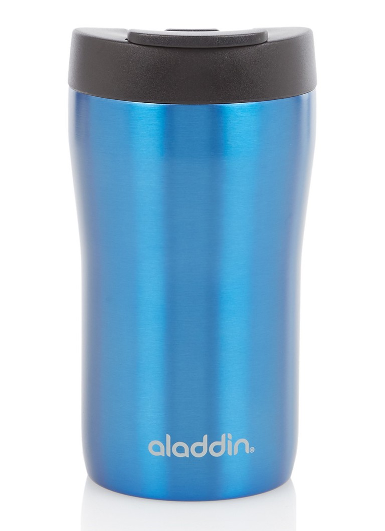 Aladdin - Latte Leak-Lock thermosbeker 250 ml - Blauw