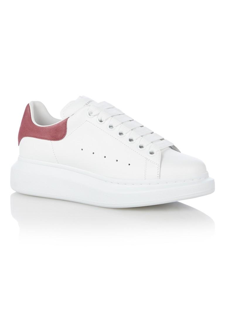 Alexander Mcqueen Red Shoes