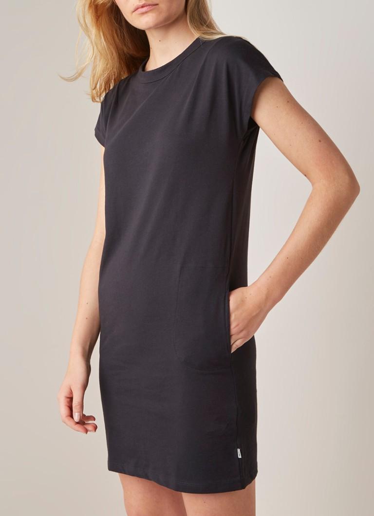 Wonderlijk America Today Dyana mini-jurk met zakken • Zwart • de Bijenkorf FT-37