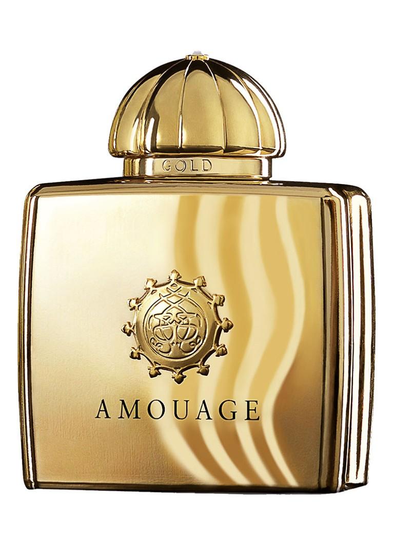 Amouage Gold For Women Eau De Parfum De Bijenkorf