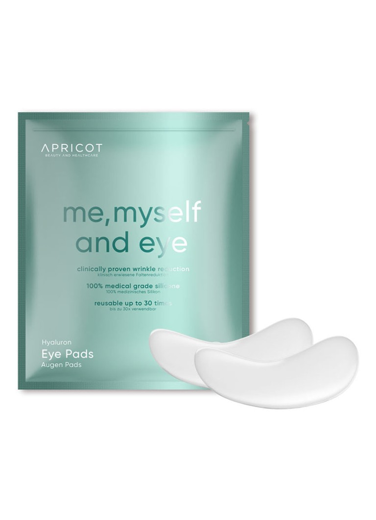 Apricot - Hyaluron Eye Pads - oogmasker -