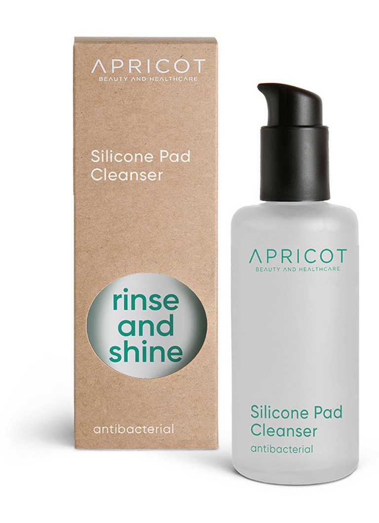 Apricot - Silicone Pad Cleanser - siliconenpads reiniger -