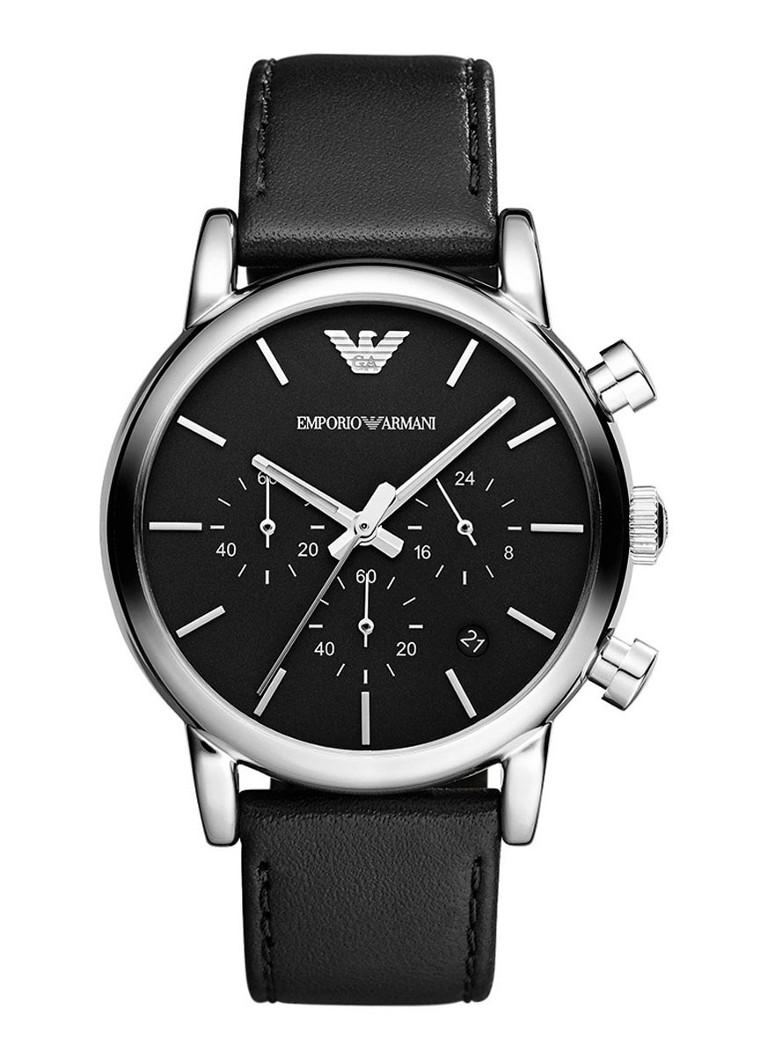 e1e0c2e2143 Armani Horloge AR1733 • de Bijenkorf